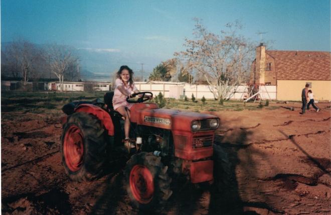 Tasha tractor high